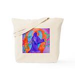 angel of nature tote bag