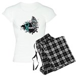 Hope Ovarian Cancer Women's Light Pajamas