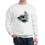 Hope Ovarian Cancer Sweatshirt