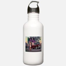 Welcome Drive In Water Bottle