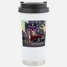 Welcome Drive In Stainless Steel Travel Mug