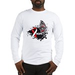 Hope Oral Cancer Long Sleeve T-Shirt