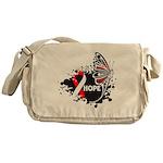 Hope Oral Cancer Messenger Bag