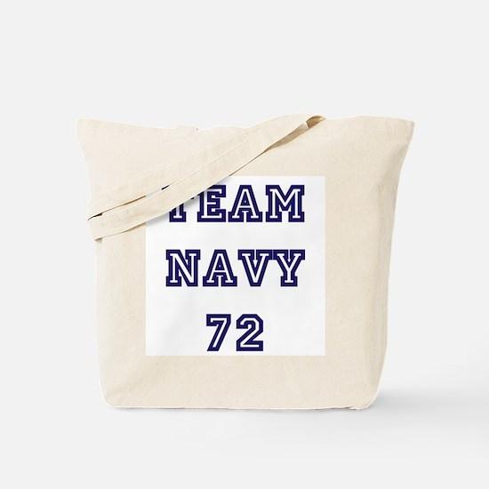 TEAM NAVY Tote Bag