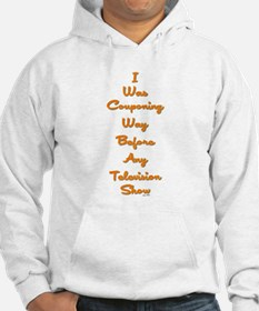 I WAS COUPONING... Hoodie