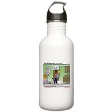 Over Here Water Bottle