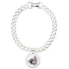 Hope Melanoma Butterfly Bracelet