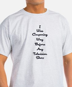 I WAS COUPONING... T-Shirt