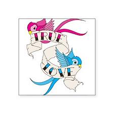 True Love Birds Sticker