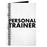 Personal training Journals & Spiral Notebooks