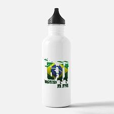 Cute Tap or nap Water Bottle