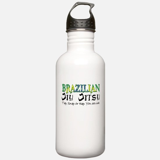 Cute Snapping Water Bottle