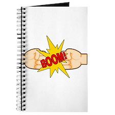 Fist Bump BOOM! Journal