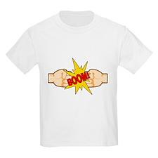 Fist Bump BOOM! T-Shirt