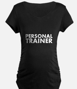 Personal Trainer White/Black T-Shirt