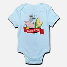 Cookout King Infant Bodysuit