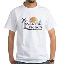 Satellite Beach, Florida Distressed T-Shirt