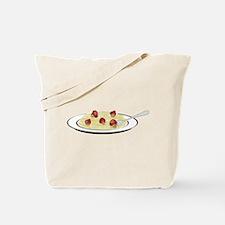 Spaghetti Dinner Tote Bag