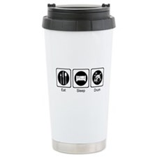 Eat, Sleep, Drum Travel Mug