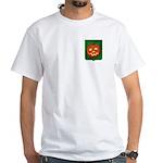 Wahkka White T-Shirt