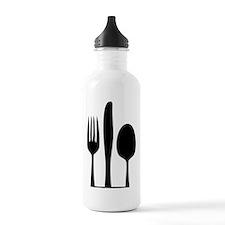 Silverware Water Bottle
