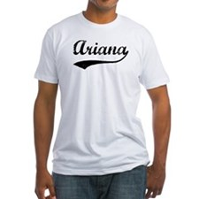Vintage: Ariana Shirt