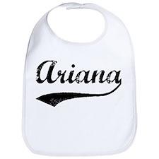 Vintage: Ariana Bib