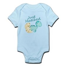 Just Hatched! Baby Dinosaur Infant Bodysuit