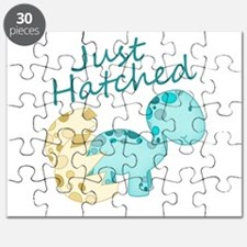 Just Hatched! Baby Dinosaur Puzzle