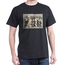 Geishas on Parade T-Shirt