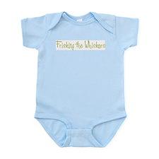 Frisking the Whiskers Infant Bodysuit