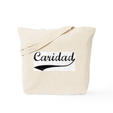 Vintage: Caridad Tote Bag