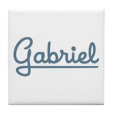 Gabriel Tile Coaster