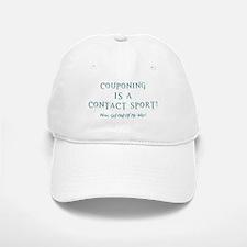 COUPONING IS A... Baseball Baseball Cap