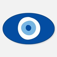 Blue Eye Bumper Stickers