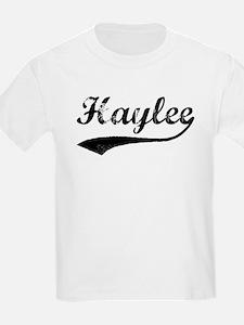 Vintage: Haylee Kids T-Shirt