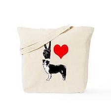 Cute Disc Tote Bag