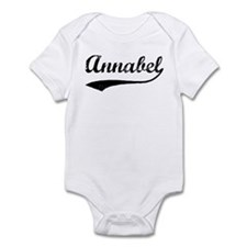 Vintage: Annabel Infant Bodysuit