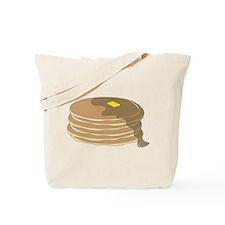 Pancake Stack Tote Bag