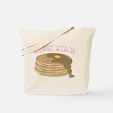 Short Stack Tote Bag