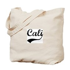 Vintage: Cali Tote Bag