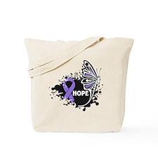 Hope Hodgkins Lymphoma Tote Bag