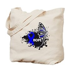 Hope Colon Cancer Tote Bag