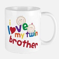 Love My Twin Mug