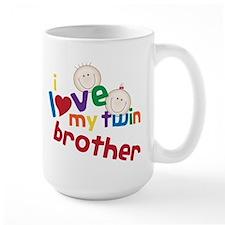 Love My Twin Mug