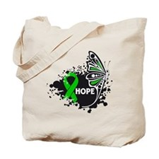 Hope Bile Duct Cancer Tote Bag