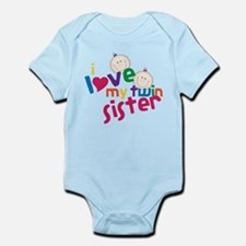Twin Sister Infant Bodysuit
