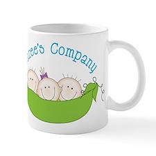 Threes Company Mug