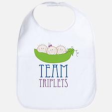 Team Triplets Bib