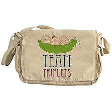 Team Triplets Messenger Bag